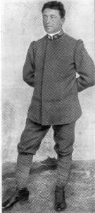 Tullo Morgangi - död i en flygkrasch i Verona 1919.